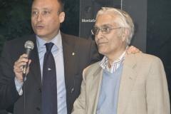 con Antonio Buccioni