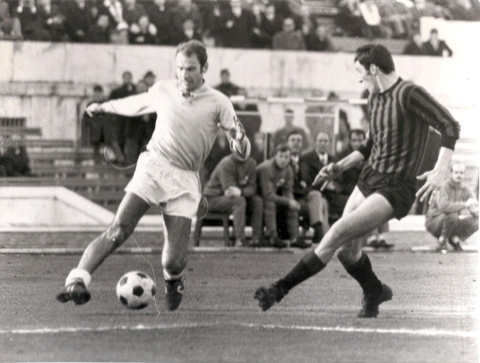 Lazio-Foggia 67/68