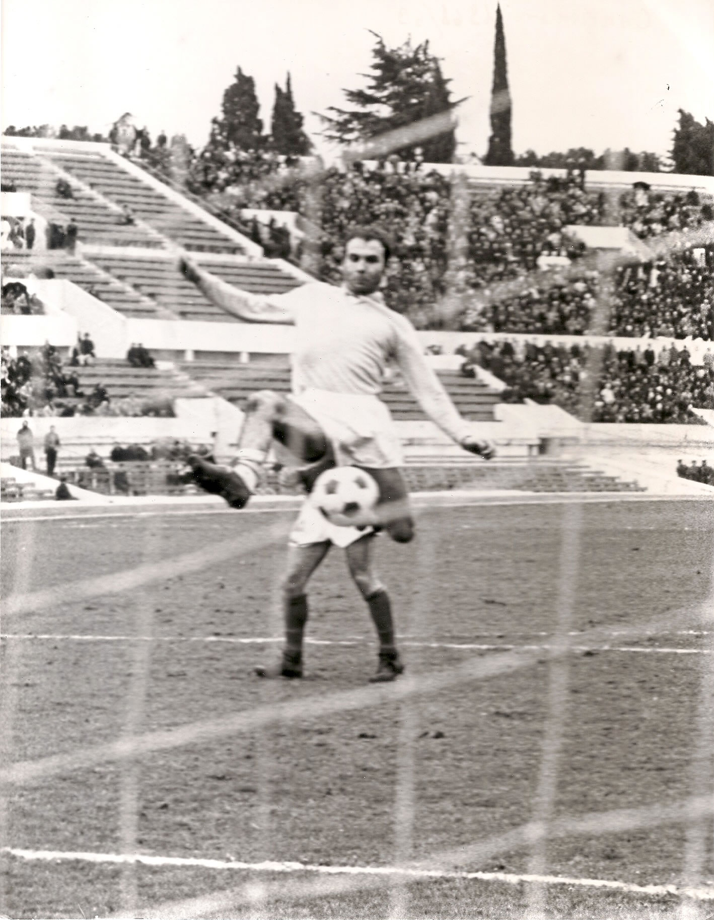 Lazio-Catanzaro 2-0 1968/69