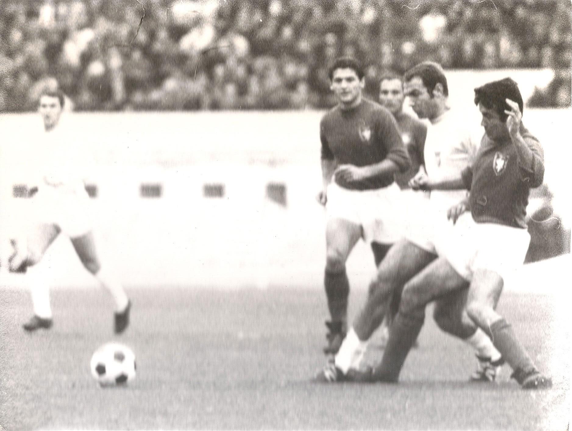 Lazio-Perugia 1-1 1968/69