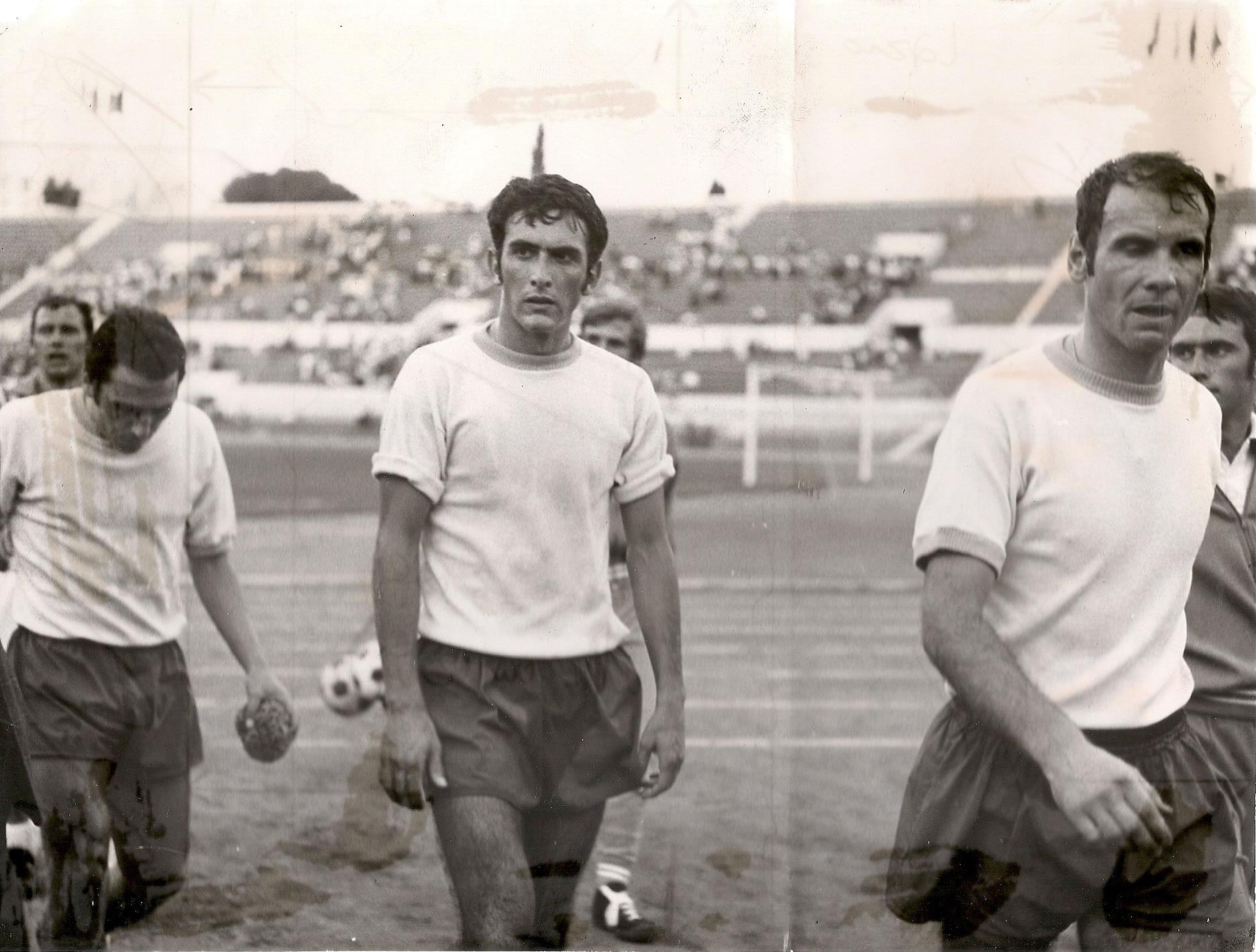 Fortunato, Ghio, Soldo 1968/69