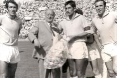 Ghio, Lenzini, Zanetti, Soldo (68/69)
