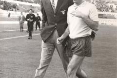Con Lovati Lazio-Padova 4-0 1968/69